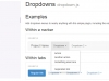 bootstrap-3-dropdown