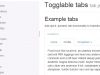 bootstrap-3-togglable-tabs