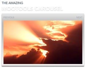 mootools-carousel