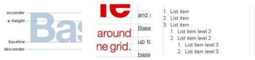 baseline-css-framework