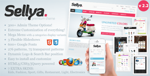 Sellya-Responsive-Prestashop-Theme